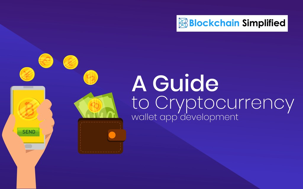 cryptocurrency wallet app development main